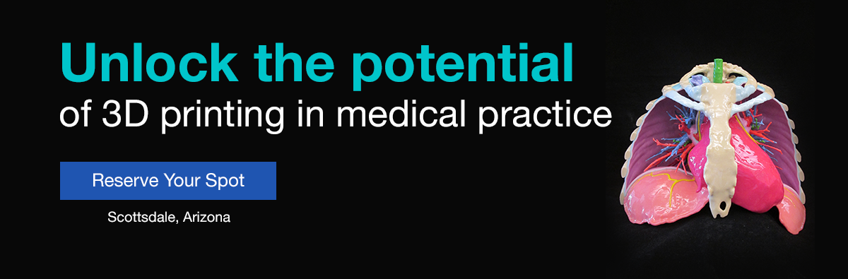 Unlock the potential of 3D printing in medical practice.